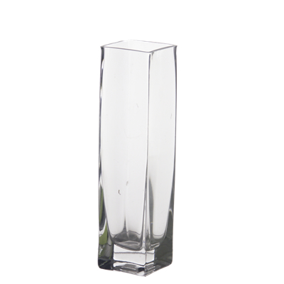 2x2x6 Square Bud Vase